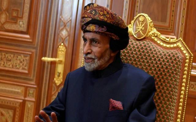 السلطان الراحل قابوس