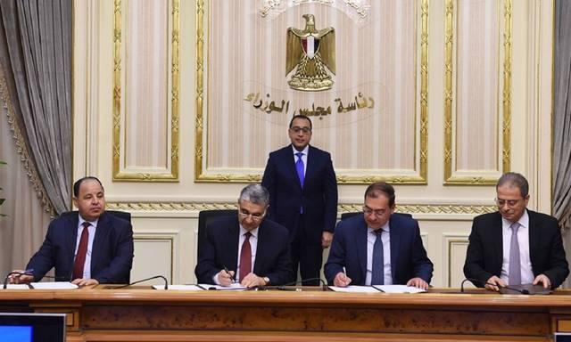توقيع بروتوكولات تعاون لفض التشابكات بين 4 وزارات