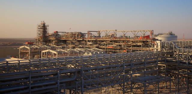 Khazzan Gas Field