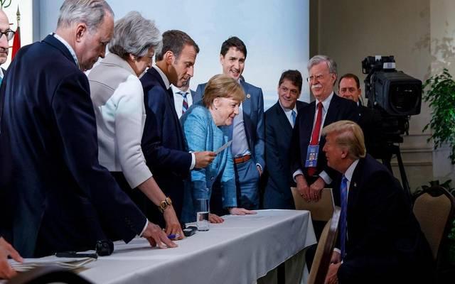 قمة الدول السبع تنطلق وسط مخاوف فشل تاريخي