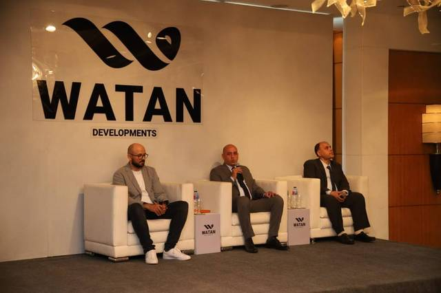 The company launched a new project with estimated investments of EGP 1 billion
