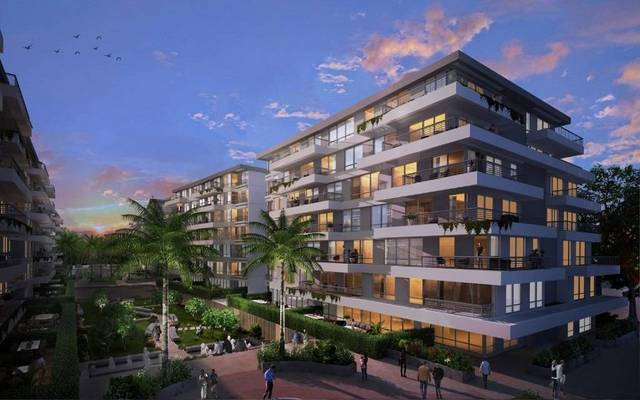 The new project is situated over 135 feddans on the coastal road