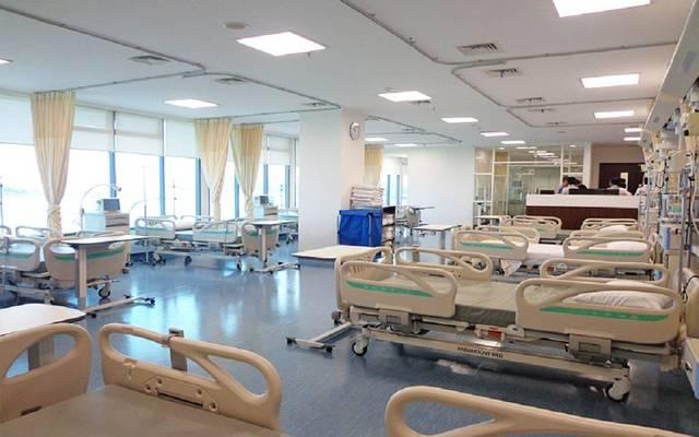 من داخل أحد المستشفيات
