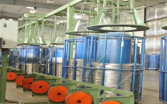 مصنع تابع لشركة الكابلات السعودية