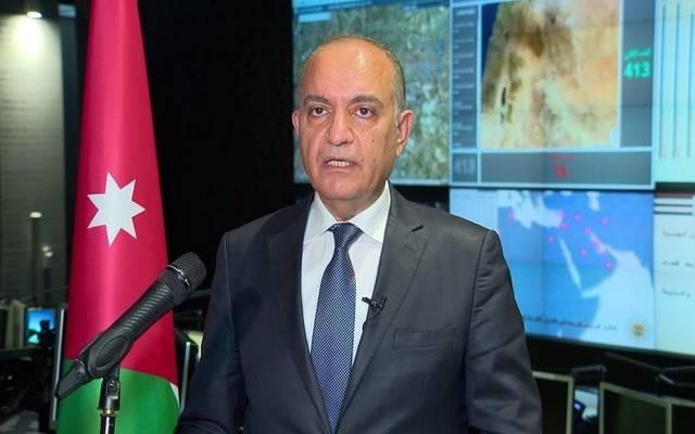 أمجد عودة العضايلة وزير الدولة الأردني لشؤون الإعلام