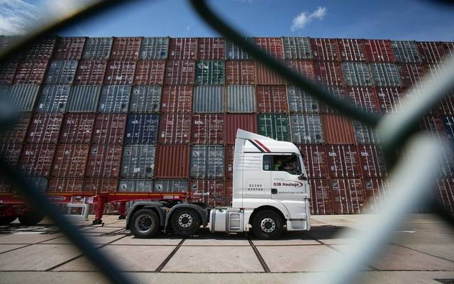UK trade deficit drops in September on higher exports to EU nations
