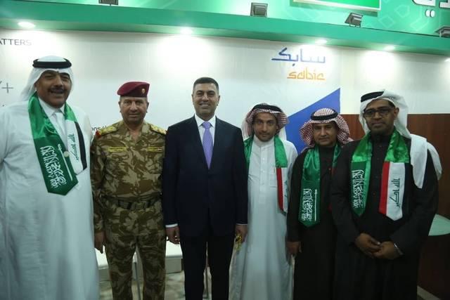 سابك السعودية تعيد مكتبها بالعراق