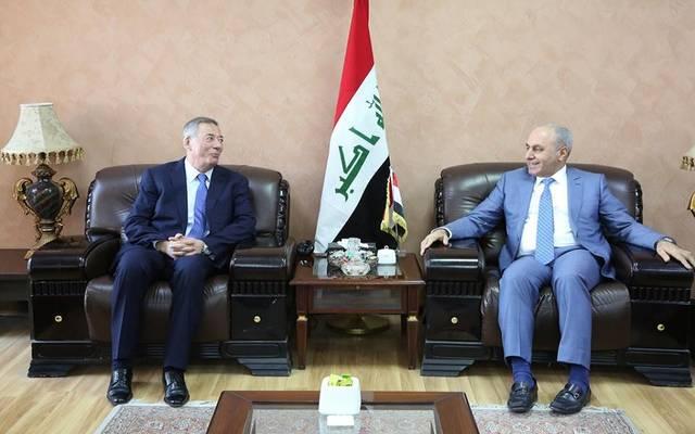 التخطيط العراقية: نعمل على تأهيل الطريق الدولي الرابط بالأردن