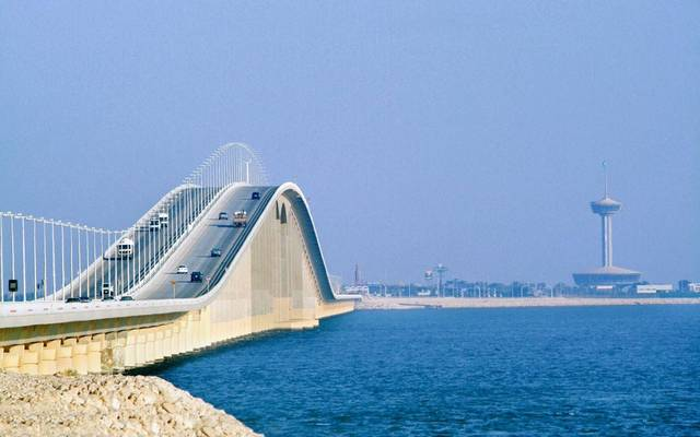 جسر الملك فهد الموازي لمشروع جسر الملك حمد