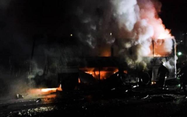 وكالة: إصابة 40 شخصاً بانفجار نظام تدفئة بإقليم ساراتوف الروسي