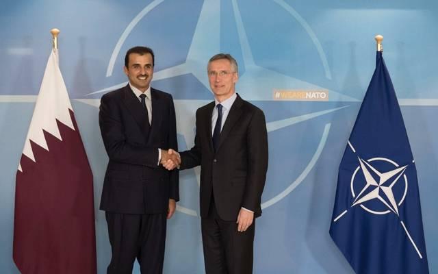 """قطر توقع اتفاقية للتعاون العسكري والأمني مع حلف """"الناتو"""""""