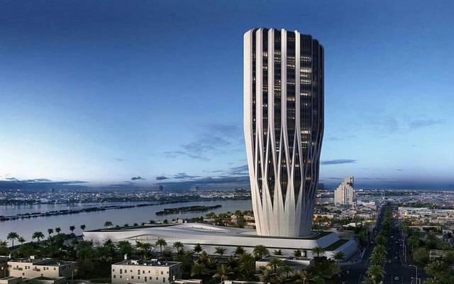 صورة تعبيرية لمقر البنك المركزي العراقي الجديد