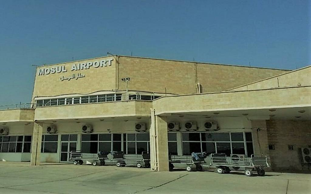 Iraq receives the Turkish investment offer for the rehabilitation of Mosul International Airport 1024