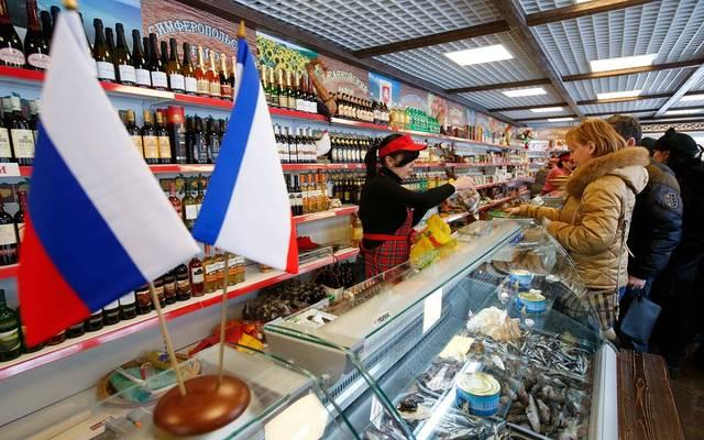 تباطؤ التضحم في روسيا لأدنى مستوى منذ انهيار الاتحاد السوفيتي