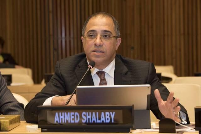 الرئيس التنفيذي لشركة تطوير مصر العقاري أحمد شلبي