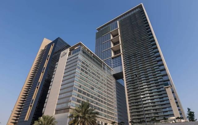 The value of the company's property portfolio decreased to $377m