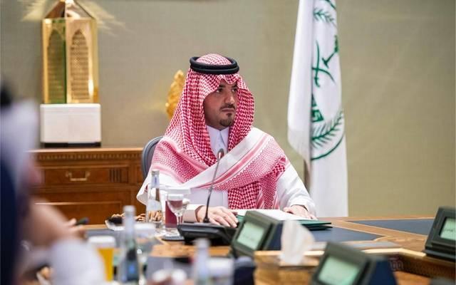 وزير الداخلية السعودي، الأمير عبد العزيز بن سعود بن نايف بن عبد العزيز- أرشيفية