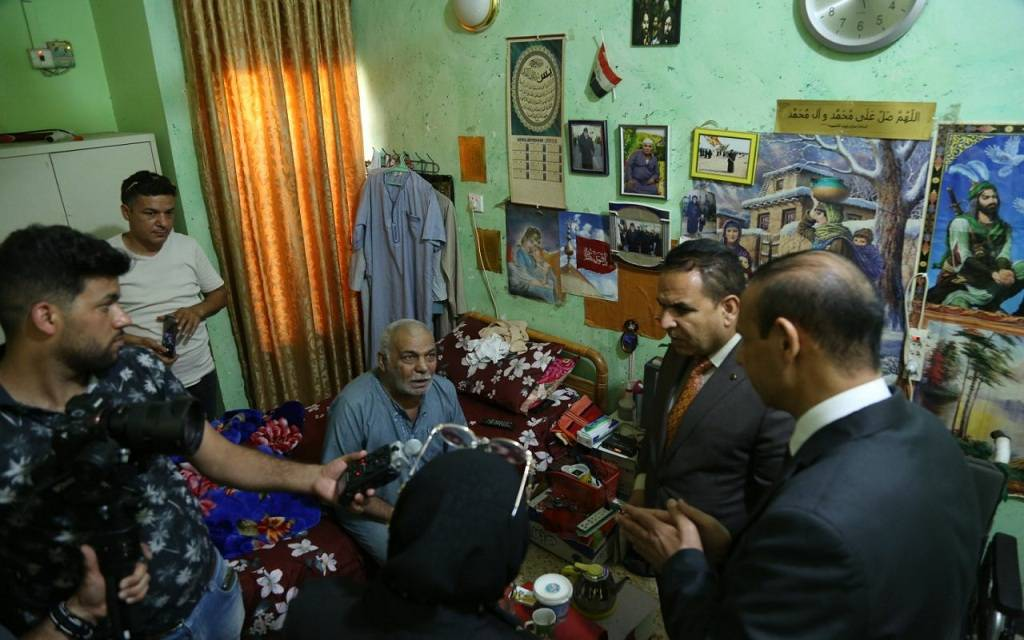 Iraqi Labor: The new insurance law encourages the unemployed to go to the private sector 1024