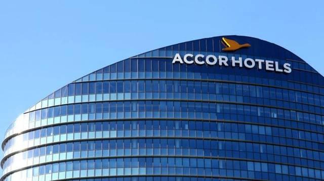 شعار مجموعة أكور العالمية للفنادق