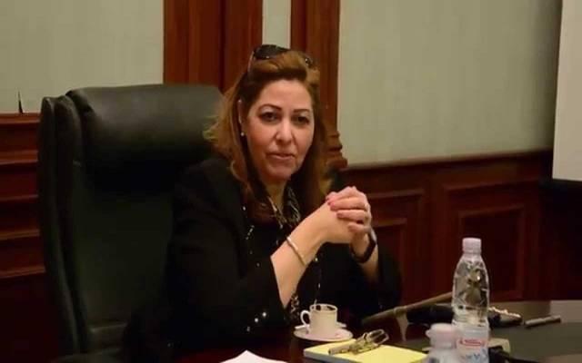 نائبة محافظ الإسكندرية سعاد الخولي