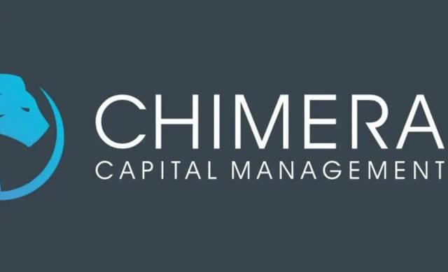 شعار شركة شيميرا كابيتال