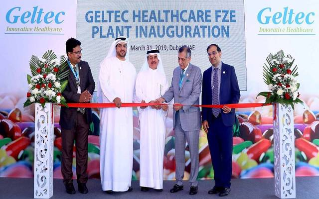 There are 20 medical manufacturing plants in the UAE