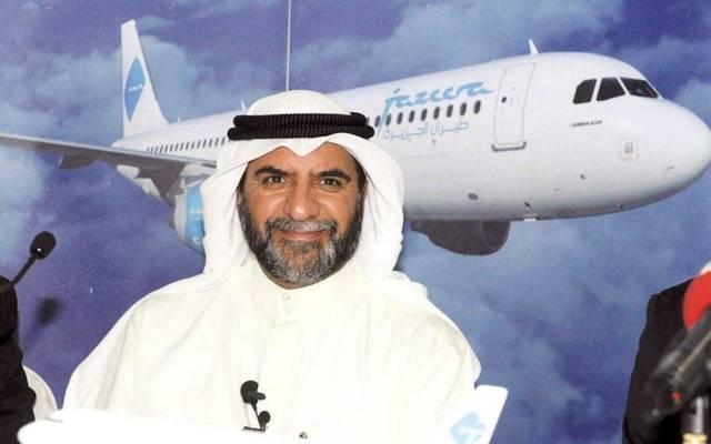Jazeera Airways chairman Marwan Marzouk Jaseem Boodai
