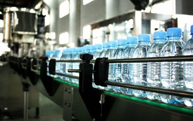 خط إنتاج وتعبئة للمياه