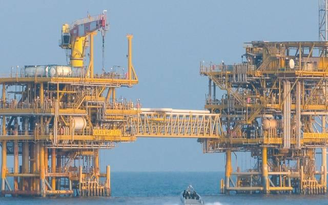 جانب من التمرين البحري المختلط السعودي البحريني (جسر - 20) والمسنود (أمواج – 4) في مياه الخليج العربي