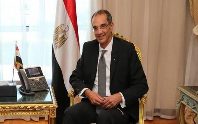 عمرو طلعت - وزير الاتصالات المصري