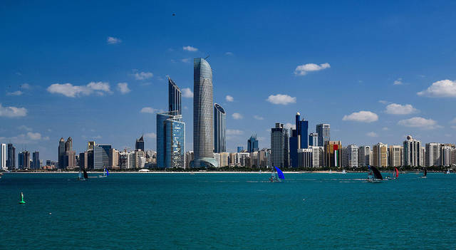 Abu Dhabi sae a high number of prospective buyers searching for luxury properties
