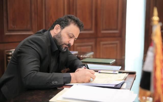 نائب النائب الأول لرئيس مجلس النواب العراقي حسن كريم الكعبي يوليو 2020