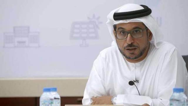 ADFD's director-general Mohammed Al Suwaidi