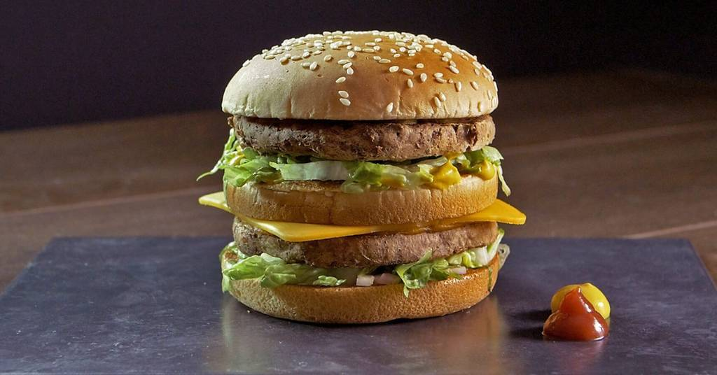 Know the value of your country's currency for a big mac sandwich 1024