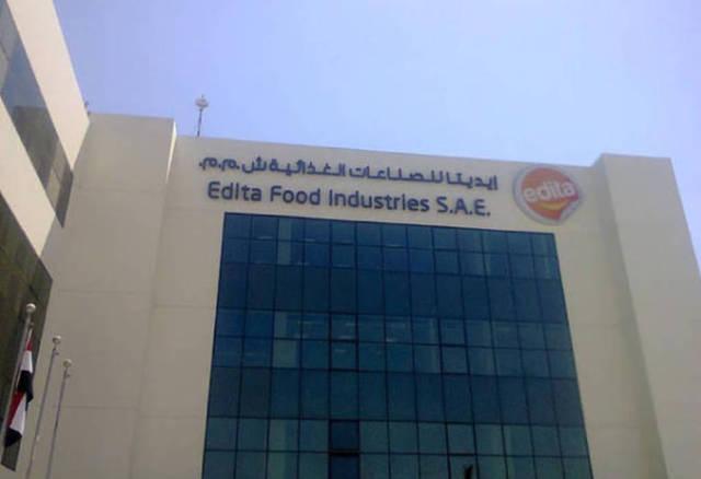 Edita Food Industries logged a net profit of EGP 167.8 million in H1