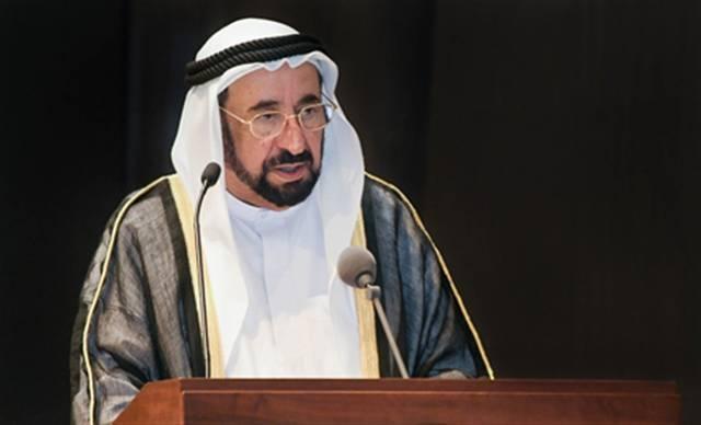 الشيخ سلطان بن محمد القاسمي عضو المجلس الأعلى حاكم الشارقة