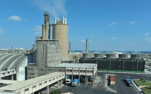 مصنع أبوقير للأسمدة - الصورة من موقع الشركة
