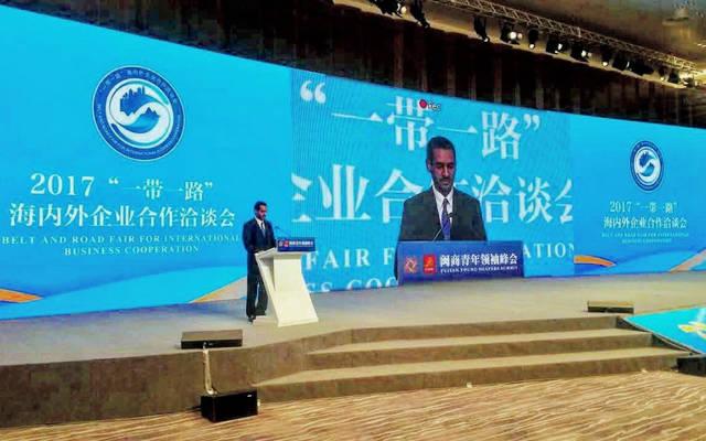 بدر أحمد المشرخ الملحق التجاري لدولة الإمارات العربية المتحدة لدى الصين