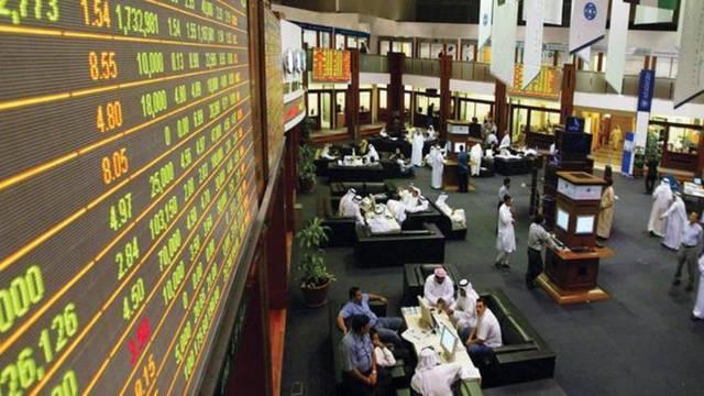 خسارة سوقية بسوق دبي تتجاوز مليار درهم خلال جلسة واحدة