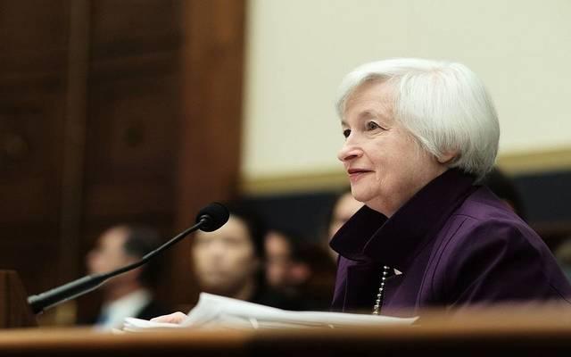 ثبت المركزي الأمريكي معدل الفائدة الأساسي دون تغيير