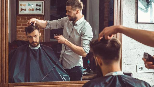 صالونات حلاقة الشعر