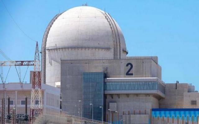 محطات البركة الإماراتية