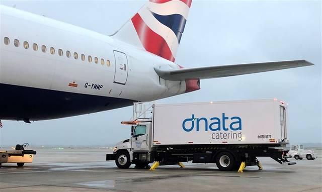 الخدمات الجوية الأرضية التي تقدمها دناتا
