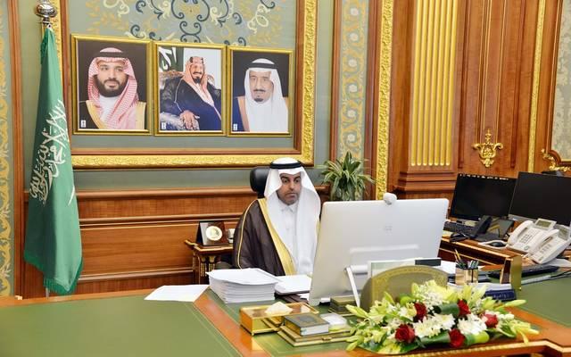 نائب رئيس مجلس الشورى السعودي، مشعل السُّلمي، يرأس جلسة المجلس عبر الاتصال المرئي