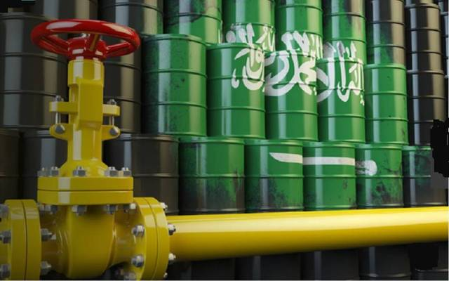Saudi oil output decreased to 9.69 million bpd last month