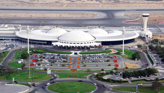 مطار الشارقة يستقبل 6.6 مليون مسافر بالنصف الأول