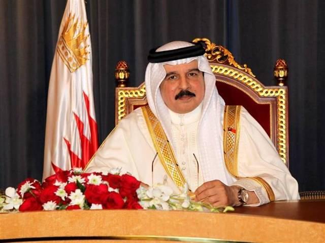 الملك حمد بن عيسى آل خليفة، ملك البحرين