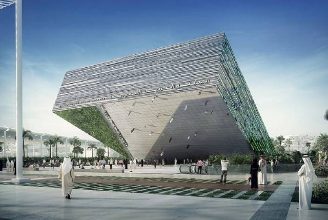 Expo 2020 is projected to attract 25 million visits
