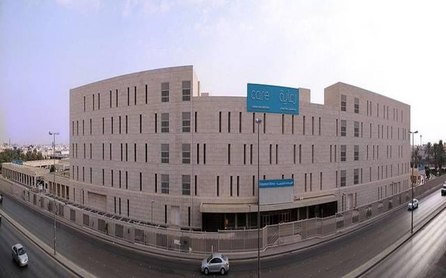 مبنى تابع للشركة الوطنية للرعاية الطبية- رعاية