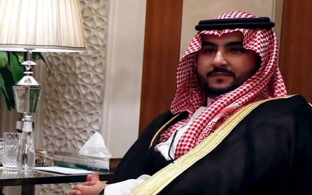 الأمير خالد بن سلمان بن عبدالعزيز نائب وزير الدفاع السعودي